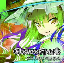 「Cleave Spark the Instrumental」のパッケージ画像